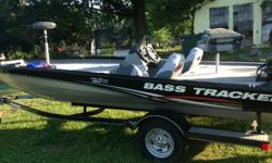 2013 Bass Tracker Pro Team 190 TX.115 Mercury Optimax Pro XS.Stainless Steel Prop.Center Rod Storage.2 large forward tackle storage.3 across seating.Airated Livwell.Bike seat with power pole.Extra fishing seat with power pole.Minnkota 55lb trolling