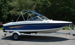 Boat bowrider 2007 Bayliner 175 edition. This one owner boat is in excellent condition and shows to have been very well maintained. Boat has been kept under covered storage.Everything works accordingly. The engine, lower unit, and 3-Blade Prop, appear to