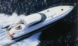 1999 Sunseeker 58' Predator HardTop with retractable center section ** HUGE PRICE REDUCTION OF $50,000(USD) FROM $389,000(USD) TO $339,000(USD) ** Powered by MAN High Output Diesel Engines * This Yacht has a top speed of 40K+ * She has the upgraded helm