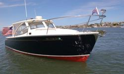 2007 MJM 29Z Express Hull number 11 is a prime example of a Bristol-fashion, one owner vessel. She has been subjected to a rigorous maintenance schedule, under the direction of a professional captain, with an open expense account. She has been stored