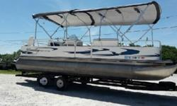 other available models.Features may include:3/4? Marine-grade Plywood Deck w/ Transferable Lifetime WarrantyAll Through Bolted Deck25? Diameter Tubes w/ Lifetime Warranty (workmanship)All Aluminum Transom w/ Lifetime Warranty (workmanship)3-Year Carpet