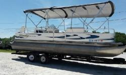 3?4? Marine-grade Plywood Deck w/ Transferable Lifetime Warranty * * *5yr Bow to Stern warranty (limited) * * *25? Diameter Tubes w/ Lifetime Warranty (workmanship) * * *All Aluminum Transom w/ Lifetime Warranty (workmanship) * * *44qt insulated built-in